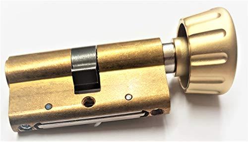Cilindro Kaba Expert plus Pomo extreme protection VDSBZ (Latón, 30X30)