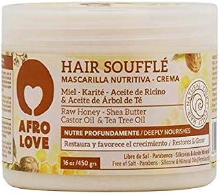 Afro Love Mascarilla Capilar Nutriva con Miel Karité Aceite de Ricino & Aceite de Árbol de Té 450g