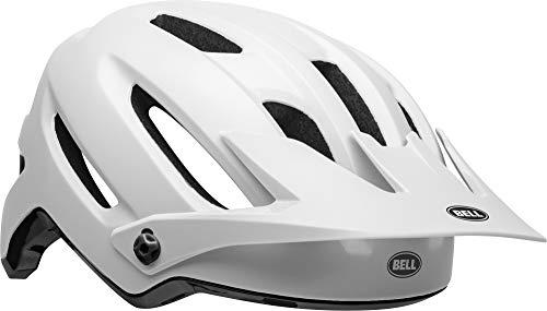 BELL 4Forty MTB Fahrrad Helm weiß 2021: Größe: L (58-62cm)