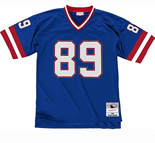 Mitchell & Ness NFL Legacy New York Giants Mark Bavaro #89 Navy azul XL