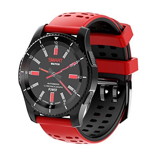 UTHDELD Smartwatch Original DT NO.1 GS8 Reloj Inteligente Teléfono gsm Tarjeta SIM SMS Llamada Frecuencia cardíaca Presión Arterial GS8 Bluetooth Smartwatch para iOS Android