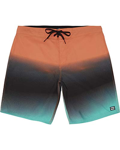 BILLABONG Resistance OG Shorts, Hombre, Pacific, 32