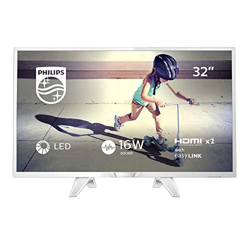 Philips 32PHS4032/12 Fernseher 80 cm (32 Zoll) LED TV (Full HD, HDMI, USB, Triple Tuner)
