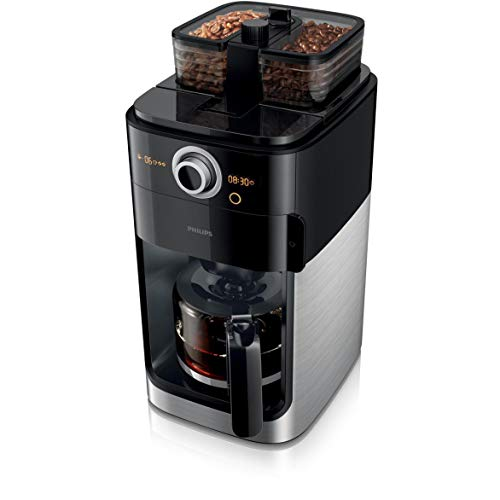 Philips Grind & Brew HD7769/00 - Cafetera (Independiente,