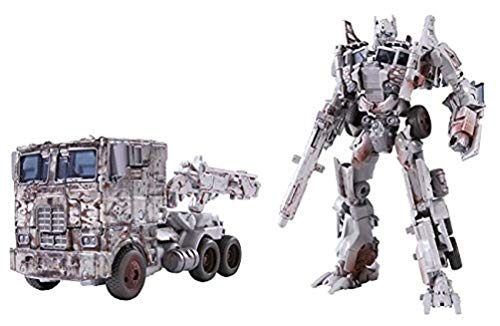 Takara Tomy Japan Toys R Us Exclusive Rusty Evasion Optimus Prime by Transformers