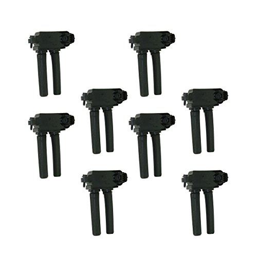Ignition Coils Kit Set of 8 for Chrysler Dodge Jeep Ram Truck 5.7L 6.1L V8 Hemi