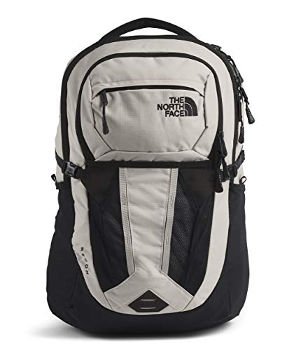 The North Face Women's Recon Backpack, Dove Grey Light Heather/TNF Black, One Size