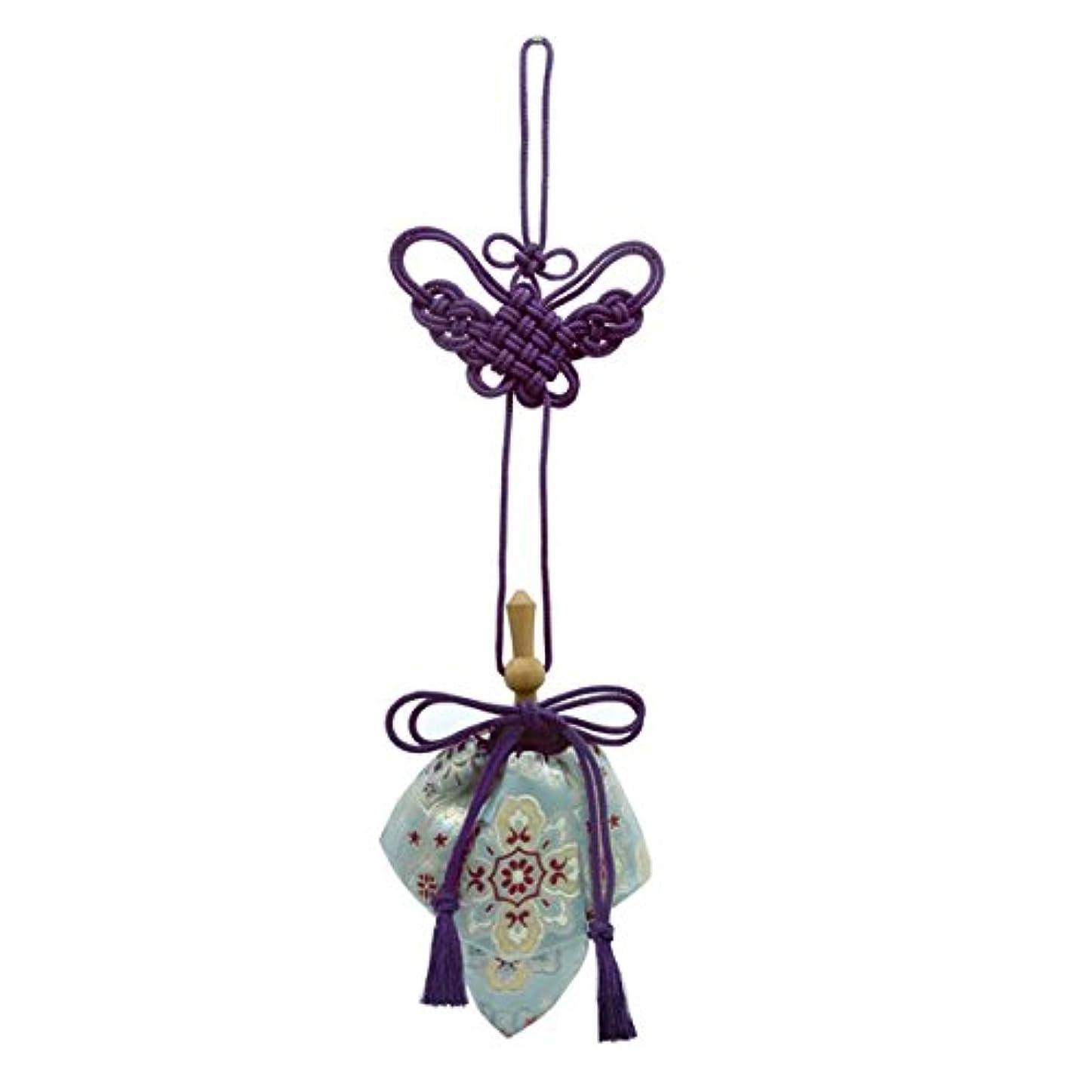 パースブラックボロウ思いつく保存する訶梨勒 極品 桐箱入 花紋 (紫紐)
