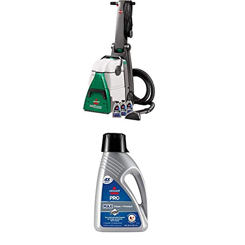 Learn More About Bissell Big Green Professional Carpet Cleaner Machine