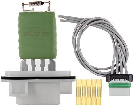 Blower Motor Resistors Air Conditioning Heater Fan HVAC Blower Motor Resistor SCITOO Regulator product image