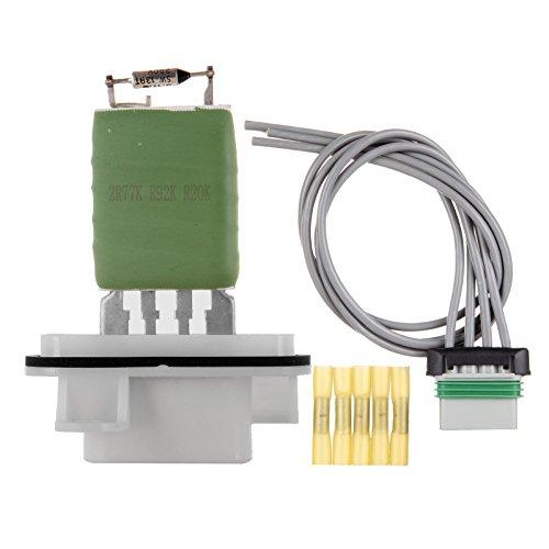 06 colorado blower motor resistor - 6