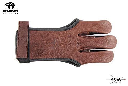 Bearpaw tiro mano Chuh Deer Skin Glove, small