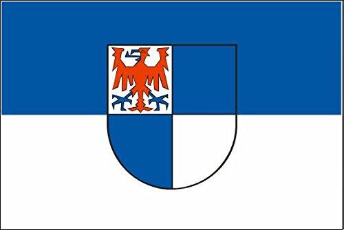 U24 Flagge Fahne Schwarzwald-Baar-Kreis 90 x 150 cm