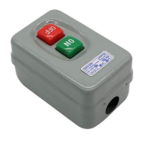 joyMerit 1pc Transferencia Botón de Control de Interruptor de Arranque 30A / 250V 20A / 380V KH-305
