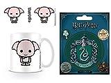 Harry Potter 1art1, Dobby Chibi, Hauself, Malfoy Foto-Tasse