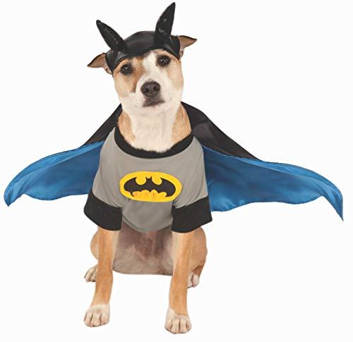 DC Comics Pet Costume, X-Large, Batman