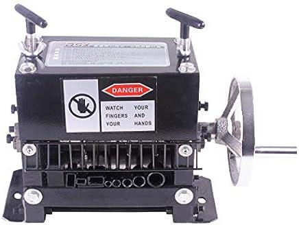 Huanyu ケーブル剥離機 手動 φ1.5-20mm ワイヤーストリッパー ケーブル 単線 銅線 被覆線 皮むき器 机に固定
