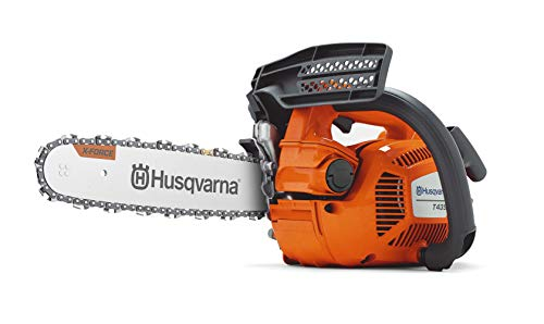 Husqvarna 966997203 T435 Top Handle Saw, Mid Size, Orange. Buy it now for 591.72