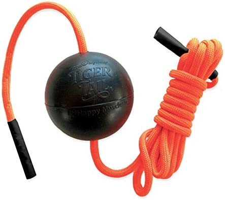 Tiger Tail Tiger Ball 1 7 Foam Roller Ball 55 Corded Rope Deep Tissue Massage Ball Feet Legs product image