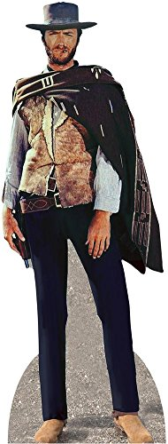 Clint Eastwood - The Good, The Bad and The Ugly Lifesize Standup Poster Stand Up 29 x 76in