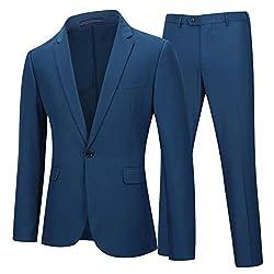 a4baeaae857 Suit Me Hommes 3 pi¨¨ces Costume Slim Fit veste de smoking costumes de  f¨ºte de mariage