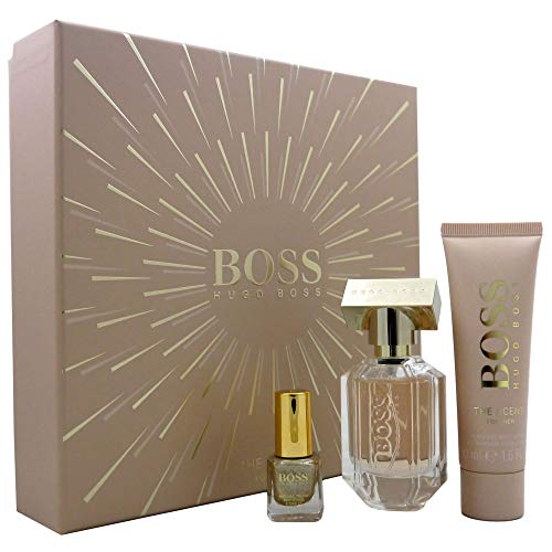 Hugo Boss Duft-Set Frau, 84.5 ml