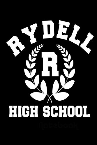 Rydell High School: Homework Notepad Composition and Journal Diary Notebook