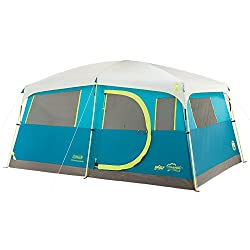 Best Coleman camping tent for 8 persons