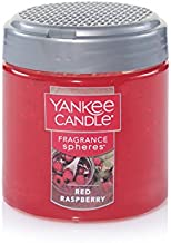 Yankee Candle Red Raspberry Fragrance Spheres, Fragance, Clear