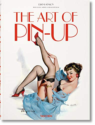 The Art of Pin-up: THE ART OF PIN-UP-TRILINGUE (Extra Large)