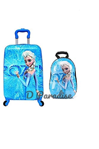D's PARADISE Polycarbonate 13 inches Hard Suitcase (Pack of 2)