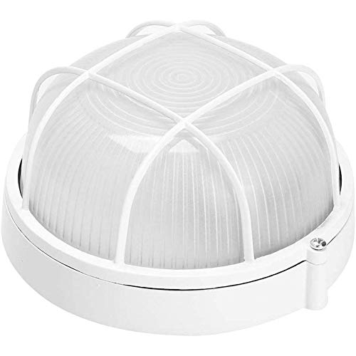 Sauna Light, Professionele ronde licht hoge temperatuur explosieveilige lamp voor badkamer Sauna Gebruik 220V,White