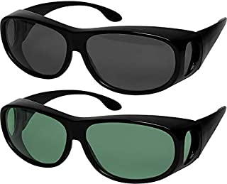 Fit Over Sunglasses Polarized Eyeglasses