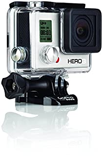 GoPro Actionkamera-Set für Kinder (5 Megapixel, inkl. HERO3 White Edition Actionkamera, Junior Chesty Brustgurt-Halterung) (B00LUQ3S02) | Amazon price tracker / tracking, Amazon price history charts, Amazon price watches, Amazon price drop alerts