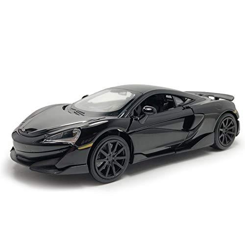 para McLaren Senna 1:32 Escala De Aleación De Metal Diecast Tirar De La Espalda Luces De Sonido Modelo De Automóvil Modelo para Niños To-YS Boys To-Ys Cumpleaños Decoración
