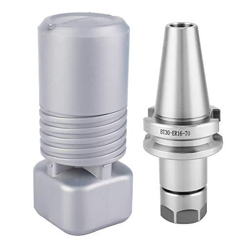 BT30-ER16-70 Acero de alta velocidad Collet Chunk CNC Mill Holder Máquina de grabado CNC y herramienta de torno de fresado