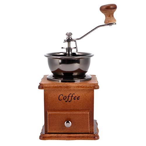 Molinillo De Café Manual, Molinillo De Granos Ergonómico Limpio, Molinillo De Granos, Forma Exquisita para Cocina