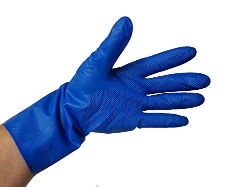 Ansell 1 paio Virtex 79-700 chimica protezione mano Scarpe da lavoro