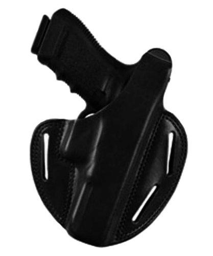 Bianchi Gun Leather 7 Shadow II Glock 19/23 Hip Holster (Black, Right Hand)