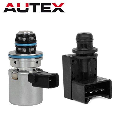 AUTEX A500 A518 46RE 47RE 46RH Governor Pressure Sensor Transducer & Solenoid Kit