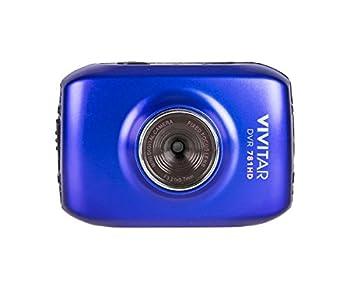 Vivitar HD Action Camera DVR781HD Blue HD Action Camera
