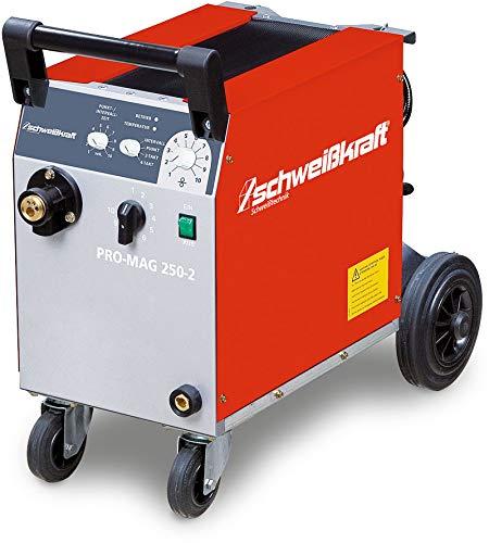 Schweißkraft PRO - MAG 250-2 SET - Standard - Schweißgerät