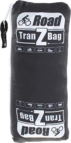 TranZbag Road Fahrrad Transporttasche, Black, One Size