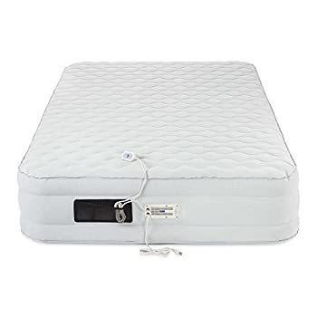 AeroBed Luxury Pillow Top 16-Inch Twin Air Mattress