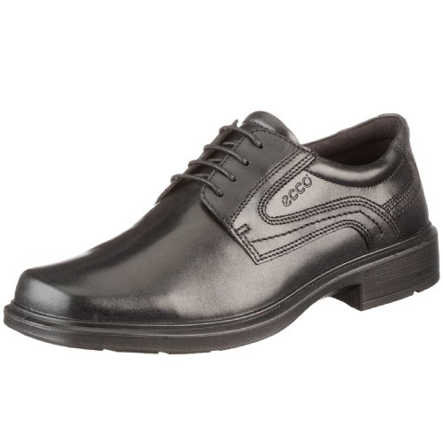 ECCO Herren HELSINKI Shoe, BLACK, 44 EU