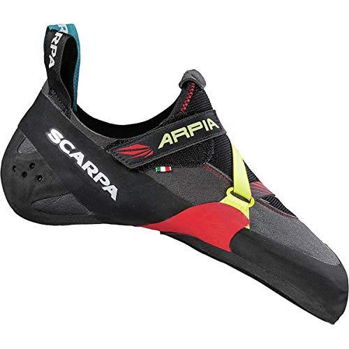 Scarpa Arpia Kletterschuhe Herren Black/red Schuhgröße EU 44 2020 Boulderschuhe