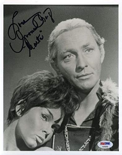 YVONNE CRAIG PSA DNA Hand Signed 8x10 Star Trek Photo Original Autograph
