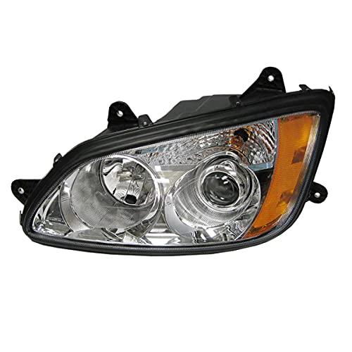 Headlight - Driver Side (Fit: Kenworth T660 T600 T370 T270 T170 T470 T440 T700 Trucks)