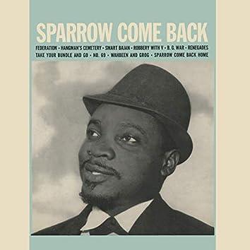 Sparrow Come Back