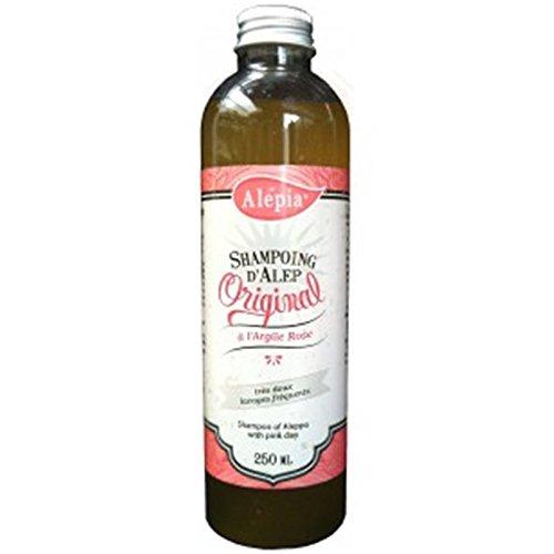 Aleppo Olivenöl Shampoo mit Rosa Tonerge 250ml